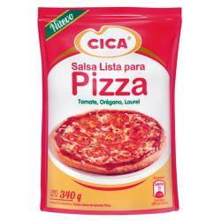 Salsa Pizza Cica Doy Pack x 340 g.