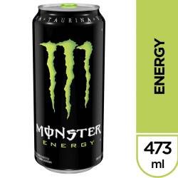 Bebida Energizante Energy Monster x 473 cc.