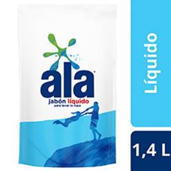 Jabón Líquido para Ropa Ala Matic Doy Pack x 1,4 Lt.
