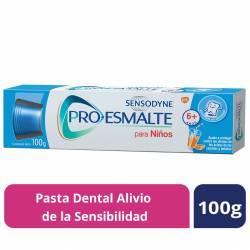 Crema Dental Kids Sensodyne Pro - Esmalte x 100 g.