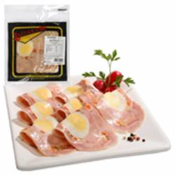 Arrollado de Carne de Cerdo Lazzarano Feteado x 160 g.