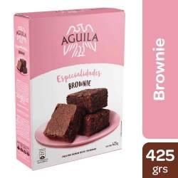 Polvo para Preparar Brownies Águila x 425 g.