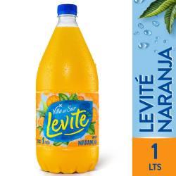 Agua sin gas Levité Naranja x 1 Lt.