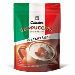 Café Instantáneo Cappuchino Cabrales x 125 g.