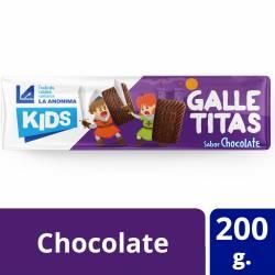 Galletitas Dulces Chocolate La Anónima Kids x 200 g.