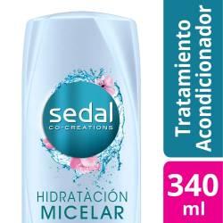 Acondicionador Sedal Hidratación Micelar x 340 cc.
