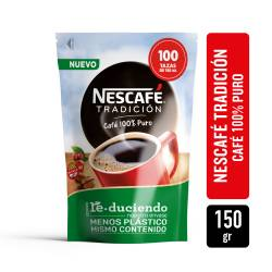 Café Instantáneo Nescafé Gold Clásico x 150 g.