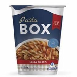Fideos Listos Box con Salsa Fileto x 64 g.