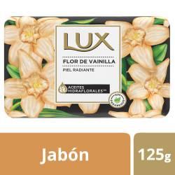 Jabón Tocador Lux Flor de Vainilla x 125 g.