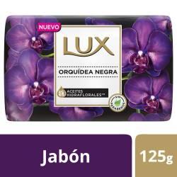 Jabón Tocador Lux Orquídea Negra x 125 g.