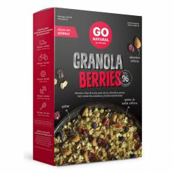 Granola Berries Go Natural x 250 g.