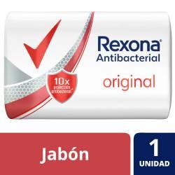 Jabón de Tocador Antibacterial Rexona Original x 90 g.