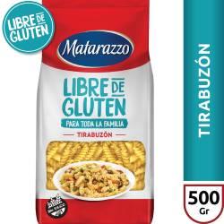 Fideos Mix de Cereales Gallo Tirabuzón x 500 g.