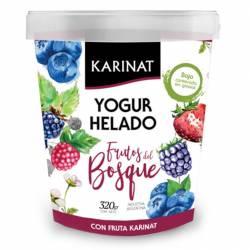 Yogur Helado Karinat Frutos de Bosque x 320 g.