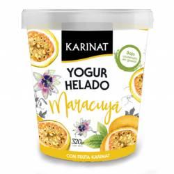 Yogur Helado Karinat Maracuyá x 320 g.