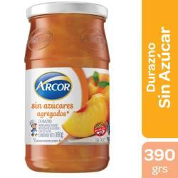 Mermelada de Durazno sin Azúcares Arcor x 390 g.