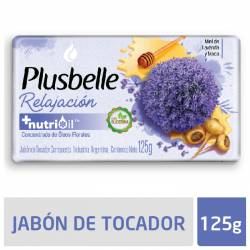 Jabón Tocador Plusbelle Night Therapy x 125 g.