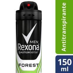 Antitranspirante Aerosol Rexona Stay Fresh Forest x 150 cc.
