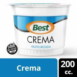 Crema de Leche Best x 200 cc.