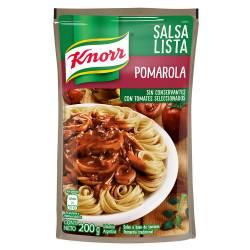 Salsa Pomarola Knorr Doy Pack x 200 g.