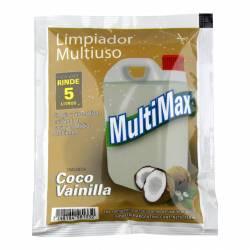 Limpiador Concentrado Multimax Coco x 150 cc.