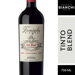 Vino Tinto Blend Famiglia Bianchi Red x 750 cc.