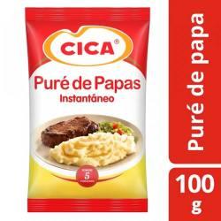 Puré de Papas Cica x 100 g.