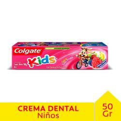 Crema Dental Kids Colgate Tutti Fruti x 50 g.