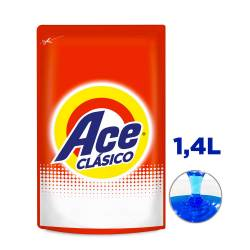 Jabón Líquido Ace Clásico Doy Pack x 1,4 Lt.