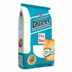 Tostadas Dulces Fitz Roy Reducidas en calorías x 200 g.