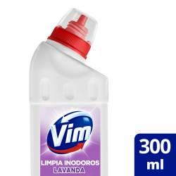 Gel Limpia Inodoros Vim Lavanda x 300 cc.