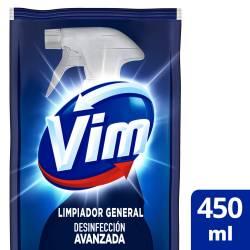 Limpiador Líquido Desinfectante Vim Doy Pack x 450 cc.