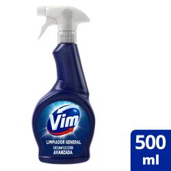 Limpiador Líquido Desinfectante Vim Gatillo x 500 cc.