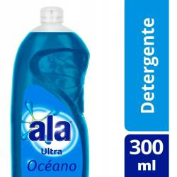 Detergente Ultra Desengrase Ala Océano x 300 cc.