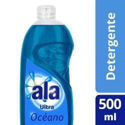 Detergente Ultra Desengrase Ala Océano x 500 cc.