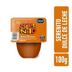 Postre Serenito Dulce de Leche x 100 g.
