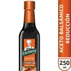 Aceto Balsámico Reducción Cocinero x 250 g.