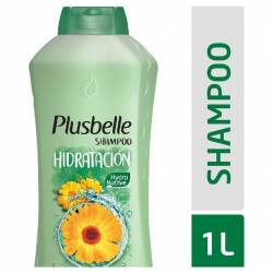 Shampoo Protección Plusbelle Hydro Nutrive x 1 Lt.