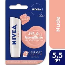 Protector Labial Nude Nivea x 1 un.