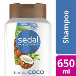 Shampoo Sedal Bomba Coco x 650 cc.