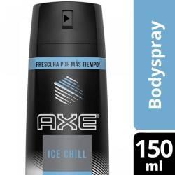 Desodorante Aerosol Axe Body Spray / Ice Chill x 150 cc.