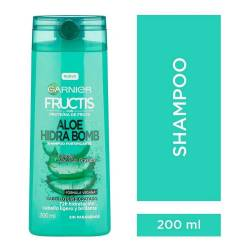 Shampoo Fructis Aloe Hidra Bomb x 200 cc.