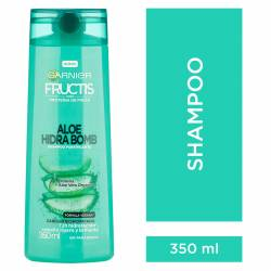 Shampoo Fructis Aloe Hidra Bomb x 350 cc.