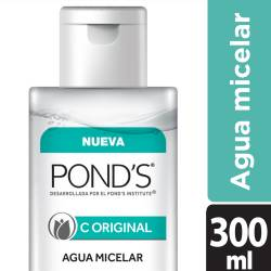 Agua Micelar Ponds Original x 300 cc.