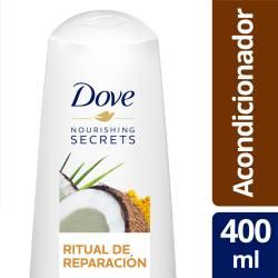 Acondicionador Dove Ritual Reparación x 400 cc.