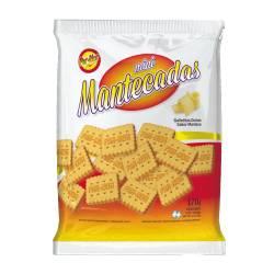 Galletitas Dulces Par-Nor Mini Mantecadas x 170 g.