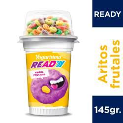 Yogur con Aritos Frutales Yogurísimo x 149 g.