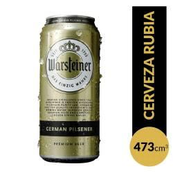 Cerveza Warsteiner Lata x 473 cc.