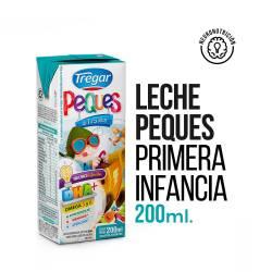 Leche Entera UAT con DHA+ Tregar Peques x 200 cc.