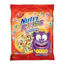Anillo Color Fruta Nutri Rings Nutrifoods Bolsa x 160 g.